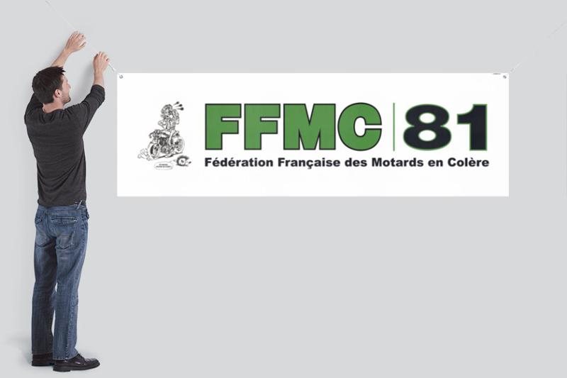 Banderole FFMC81 - infographie de Bruzefh