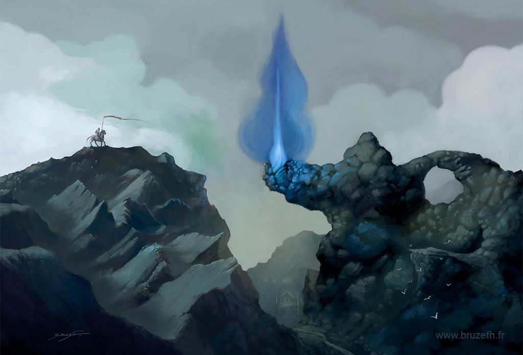 La passe d'Aladin, par Bruzefh