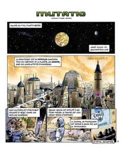Mutatio, page 1 par Bruzefh